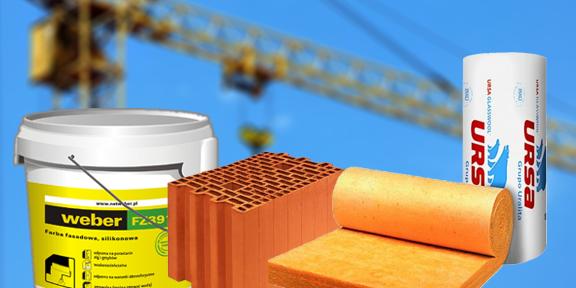 Materiały budowlane