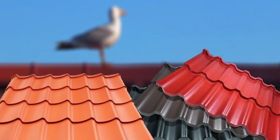 Materiały dachowe